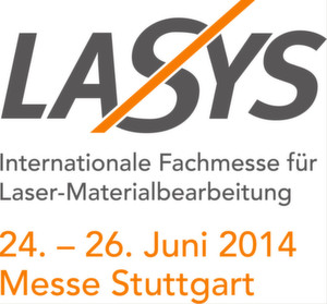 Lasys - Internationale Fachmesse für Laser-Materialbearbeitung
