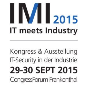 IMI 2015 - IT meets Industry
