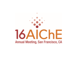 AIChE Annual Meeting 2016 - See us on booth 6